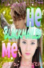 He Blackmailed Me by NanaBanana143