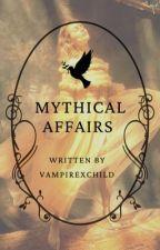 Mythical Affairs ✧ Frerard Halloween Short by vampirexchild