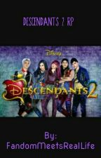 Descendants 2 RP  by minminzy-