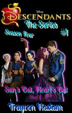 Disney Descendants The Series: Sun's Out, Heart's Out by trayvonhaslam