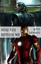 How You Remind Me /FrostIron/ by MartaOwieczka