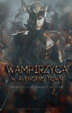 Wampirzyca w Avengers Tower  by Gabriela_Laufeyson