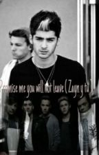 Promise me you will not leave ( Zayn y tu ) by DirectionerMalik1D19