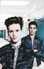 crush || michael conor & chance perez by quiffboy