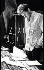 Ziall : Lettres by BearDrinkingBeer