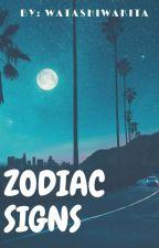 »Zodiac Signs SK« by HongJiSoo9