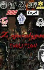 Z Apocalypse Evolution by Jo_Chika