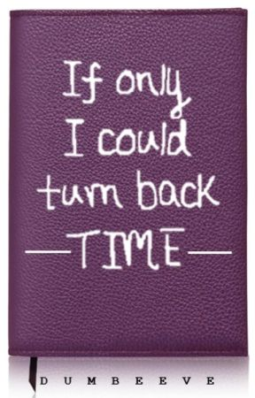 If Only I Could Turn Back Time by dumbeeve