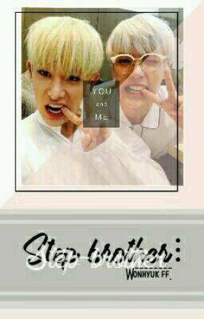 Step-brothers    Wonhyuk by _itzSnowing