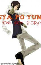 Sya po yun. (One Shot Story) by shenshen_14