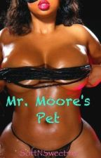 Mr. Moore's pet by 2DamSoft2DamSweet4u