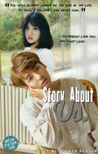 Story About Us. ; Jungkook-Eunha by Jovinka_Agatha
