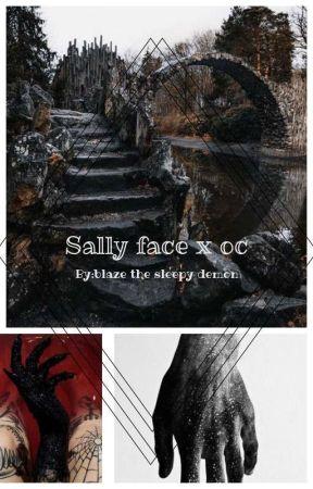 •√Sally Face x Oc•√ by rosuliena