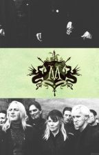 The Halfblood - A Draco Malfoy Short Smut Story by BeastyDraco
