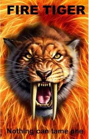 FIRE TIGER by Farawaydown