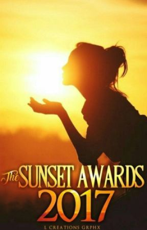 The Sunset Awards 2017 by TheSunsetAwards