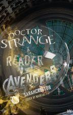 Doctor Strange X Reader X Avengers  Chatroom by SarahCroft08