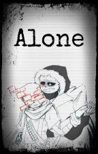 Alone by MoniLovely