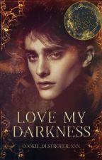Love my darkness #IceSplinters18 by Cookie_destroyer_XXX