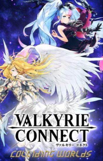Colliding Worlds {Valkyrie Connect X Reader} - ⦻ - Wattpad