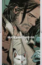 Bucky Barnes One-Shots by lxgertha