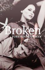 Broken: A Hunger Games Fan Fiction by foreverunbroken