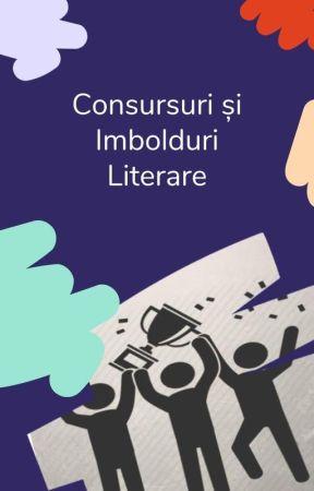 Concursuri și Imbolduri Literare by UndiscoveredBooksRo