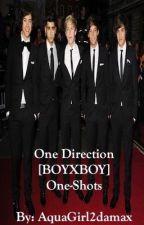 One Direction - Sexy Sexcapades [boyxboy] by AquaGirl2damax