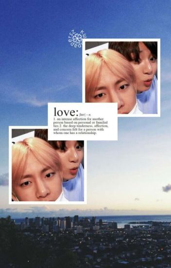 • I hate loving you • kth + jjk •