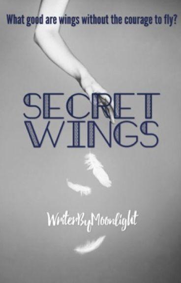 Secret Wings (Remus Lupin Love story)