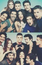 One Shots de Teen wolf by Emili-Mccall