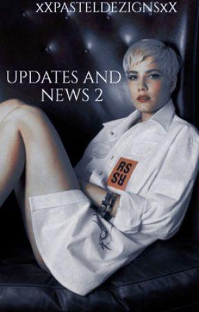 Updates & News 2 by xXPastelDezignsxX