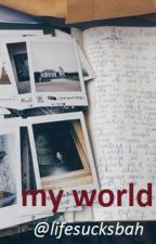 My World - Liam Payne by lifesucksbah