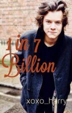 1 in 7 Billion (Harry Styles) by xoxo_harry
