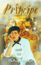 Príncipe 承  HopeV by Dhayanavhope