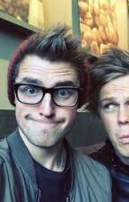 The Trip Of A Lifetime. (A Marcus Butler,Caspar Lee Fanfiction) by LaurenLovesFanfics