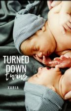 Turned Down Twins by xxxariaaa