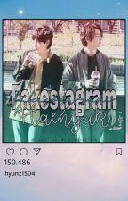 HaeHyuk Fakestagram by hyunzy1504