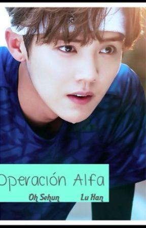 Operación Alfa    HanHun  by BleuLove_520