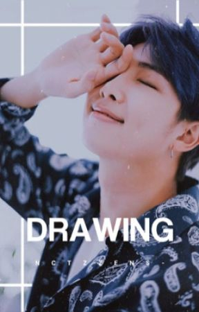 DRAWING / NAMJOON by NCTZZENS-
