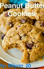 Peanut Butter Cookies by Milynn_20