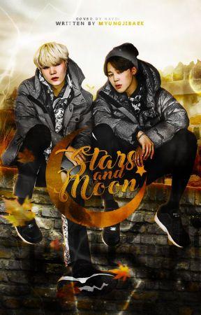 Stars and the Moon   YoonMin by myungjibaek