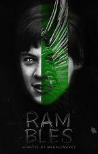 rambles ❈ by macklemcvey