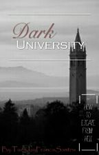 Dark University by TuesdayFrancisSantos