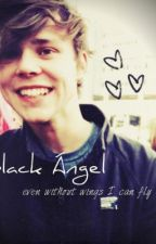 Ashton Irwin y Tu ~ Black Ángel ~ by Tomhho