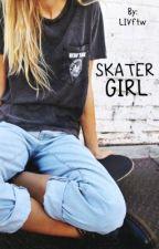 Skater Girl by LIVftw