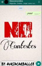 No contestes by NuriaCarballo3