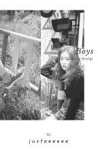 BOYS [SEULGI] by kimtaekookssi
