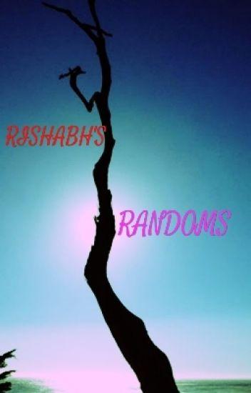 Rishabh's Randoms