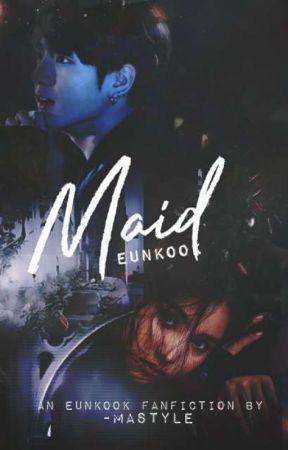 Maid + Eunkook by -mastyle